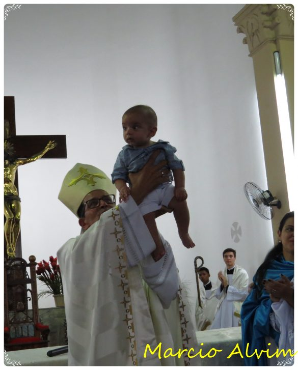 Celebração de Natal na Paróquia da Catedral de São Sebastião