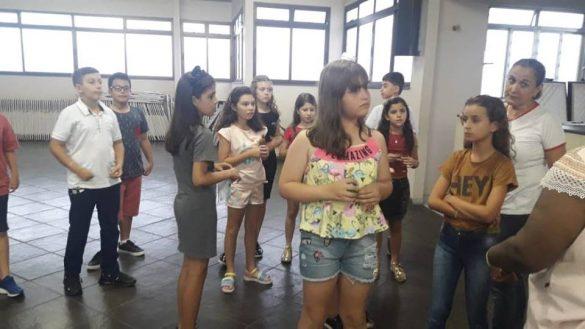 ENCONTRO CATEQUÉTICO – PARÓQUIA DA CATEDRAL