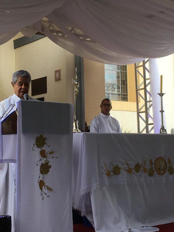 Encerramento do Ano Jubilar Sacerdotal, em Pirapetinga
