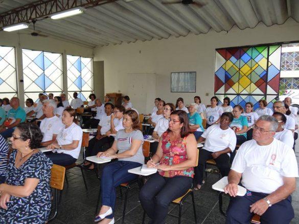 RETIRO ESPIRITUAL NA MATRIZ DO ROSÁRIO, EM CATAGUASES