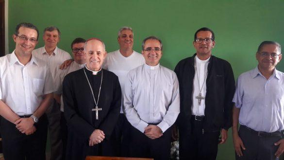 Padre Walter Jorge Pinto é nomeado bispo para a diocese de União da Vitória