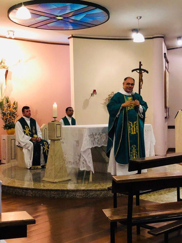 Retiro Canônico do Clero da Diocese de Leopoldina