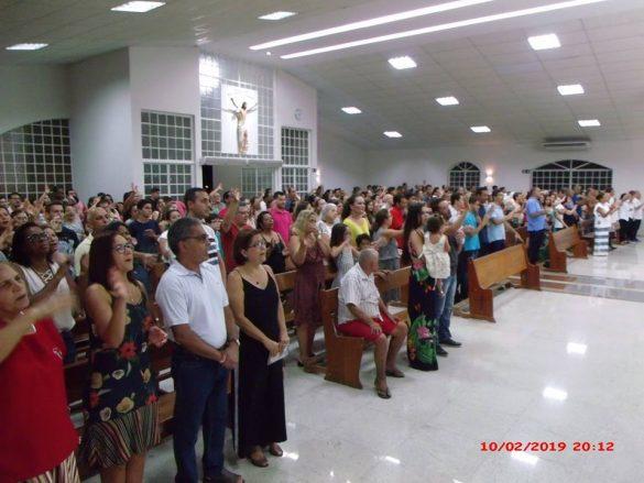 Abertura do Seminário Propedêutico Santa Rita de Cássia em Muriaé