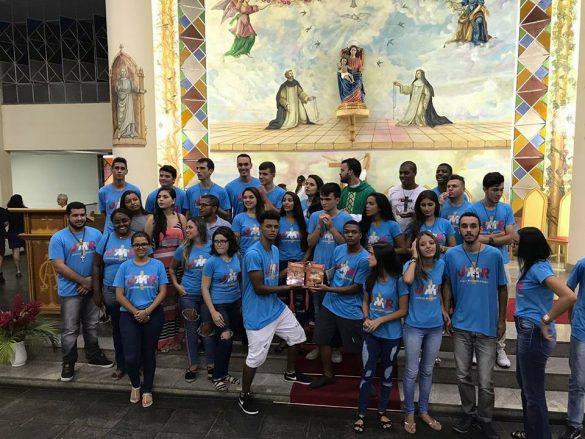 NOVA COORDENAÇÃO DA JUVENTUDE MISSIONÁRIA DO ROSÁRIO – JMR
