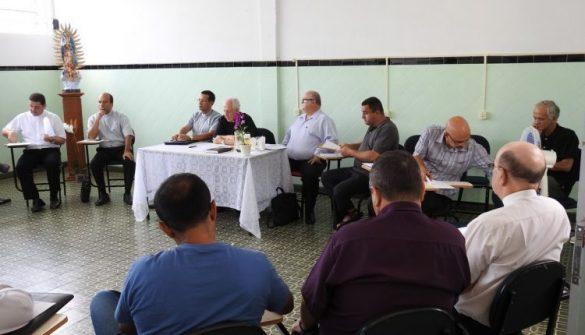 Província Eclesiástica de Juiz de Fora realiza primeira reunião do ano