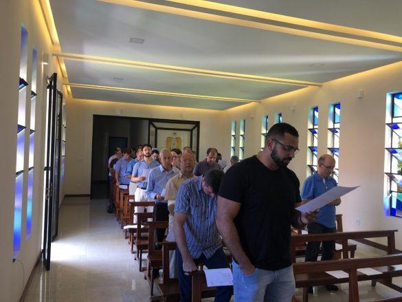 Primeira reunião geral do clero, uma Igreja viva e atuante