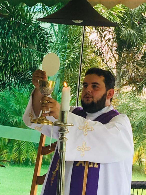 Retiro Anual dos Ministros Extraordinários da Sagrada Eucaristia.