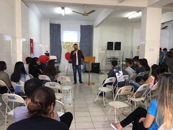 ENCONTRÃO DOS JOVENS MISSIONÁRIOS DO ROSÁRIO