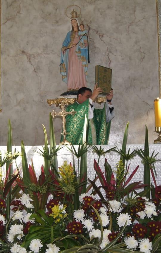Carreata de São Cristóvão na Matriz da Consolação