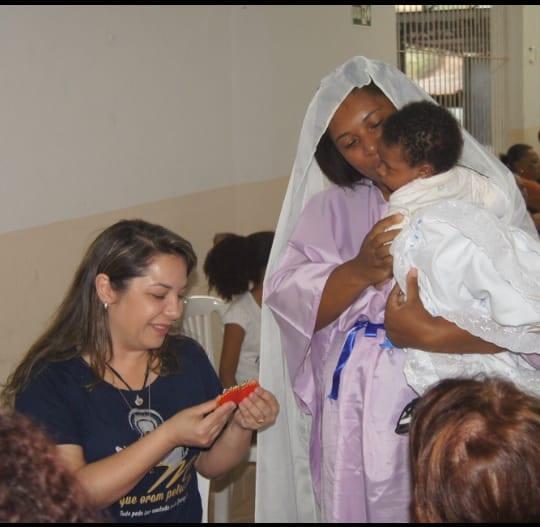 Encontro das Mães que oram por seus filhos