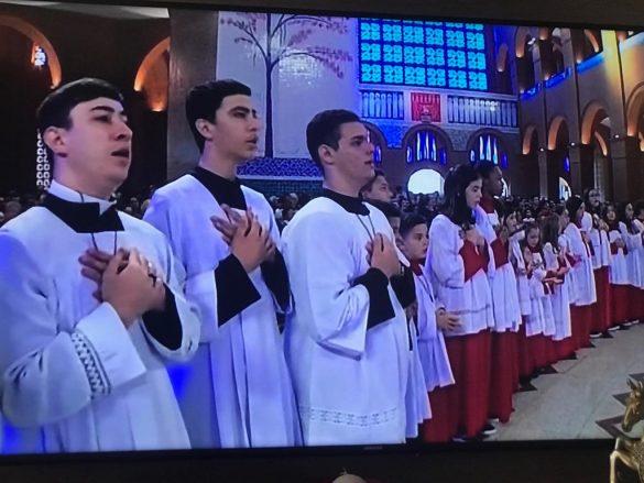 4º Romaria de Acólitos e Coroinhas da Paróquia São Francisco de Assis de Palma ao Santuário Nacional de Aparecida – SP