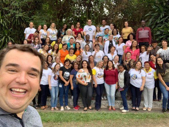 RETIRO DIOCESANO DE CATEQUISTAS