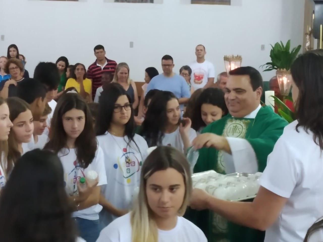 Pe. Flávio da Silveira de Souza.