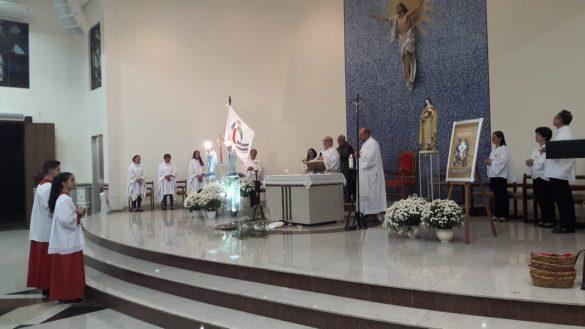 Paróquia São Sebastião em Ubá celebra abertura do Mês Missionário Extraordinário