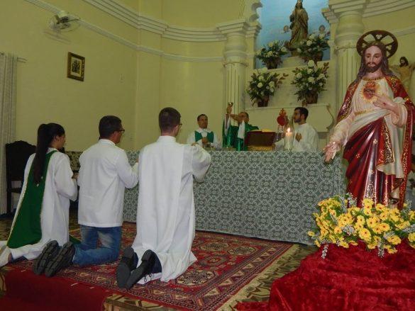 Concentração Jubilar do Apostolado da Oração é realizada em Estrela Dalva.