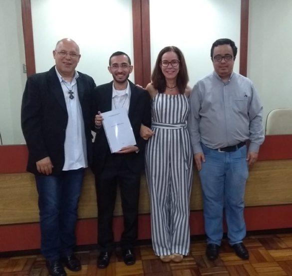 Seminaristas concluem cursos de Filosofia e Teologia