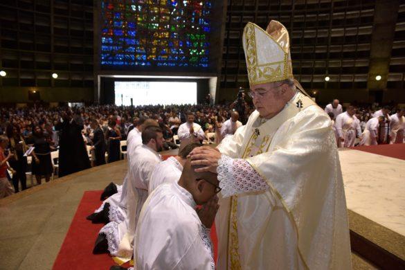 Filho de leopoldinense é ordenado padre na Arquidiocese do Rio de Janeiro