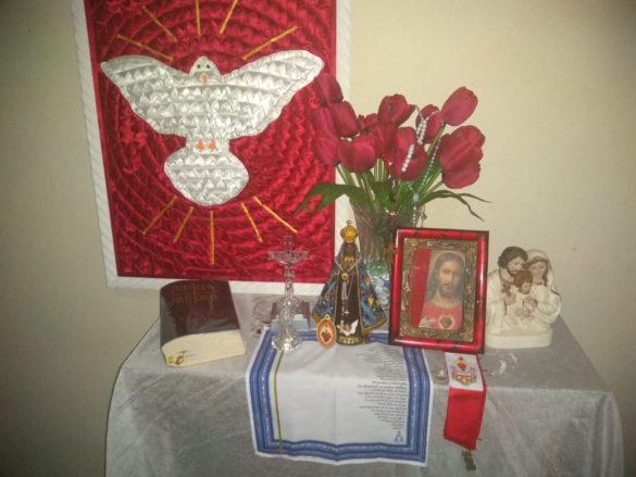 Hora Santa do Apostolado da Oração faz reflexão sobre os diáconos