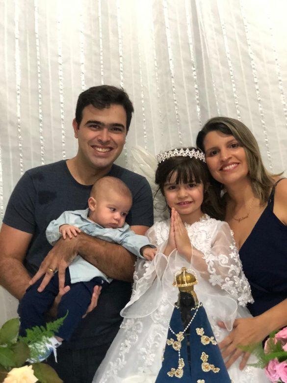 Paróquia São Sebastião de São Geraldo (MG) realiza coroações de Nossa Senhora e emociona famílias.
