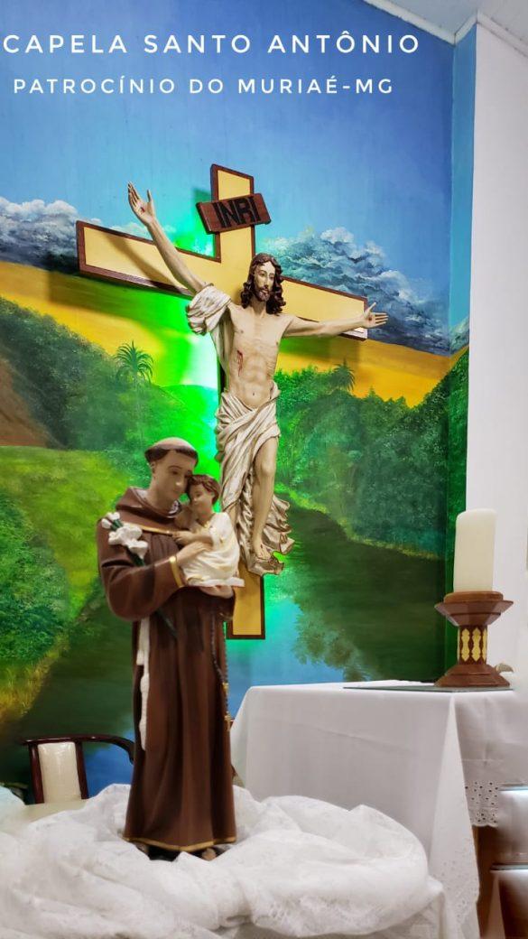Paróquias e comunidades da Diocese de Leopoldina celebram Santo Antônio