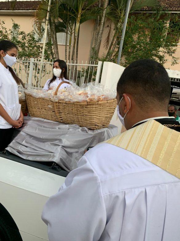 Comunidade Bom Jesus da Cachoeira celebra o encerramento da Trezena de Santo Antônio