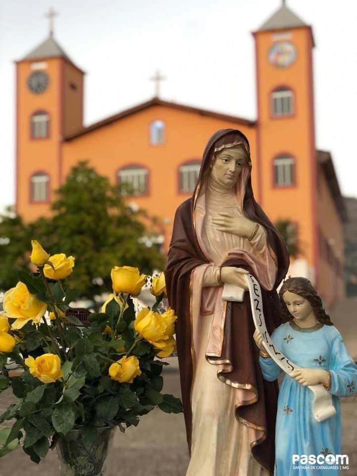 Paróquia Sant'Ana de Santana de Cataguases (MG)