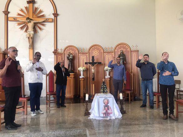 Forania de Visconde do Rio Branco: momento de oração pelo dia do Padre