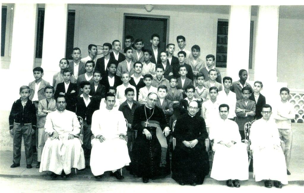 Seminário Nossa Senhora Aparecida na década de 1960