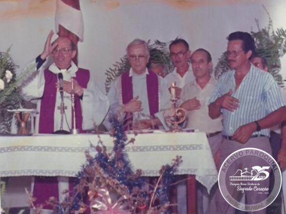 Paróquia Nossa Sra. do Sagrado Coração de Muriaé celebra seus 25 anos de fundação