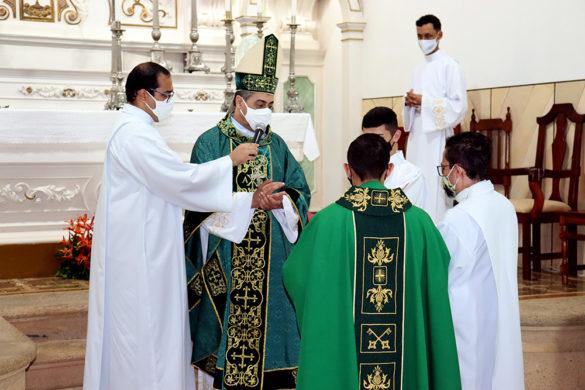 Pe. Paulo Emílio inicia ministério na primeira região pastoral da Diocese de Leopoldina