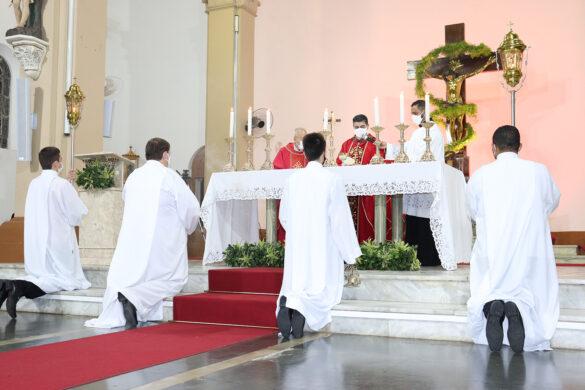 Homilia de dom Edson Oriolo no Domingo de Ramos e da Paixão do Senhor