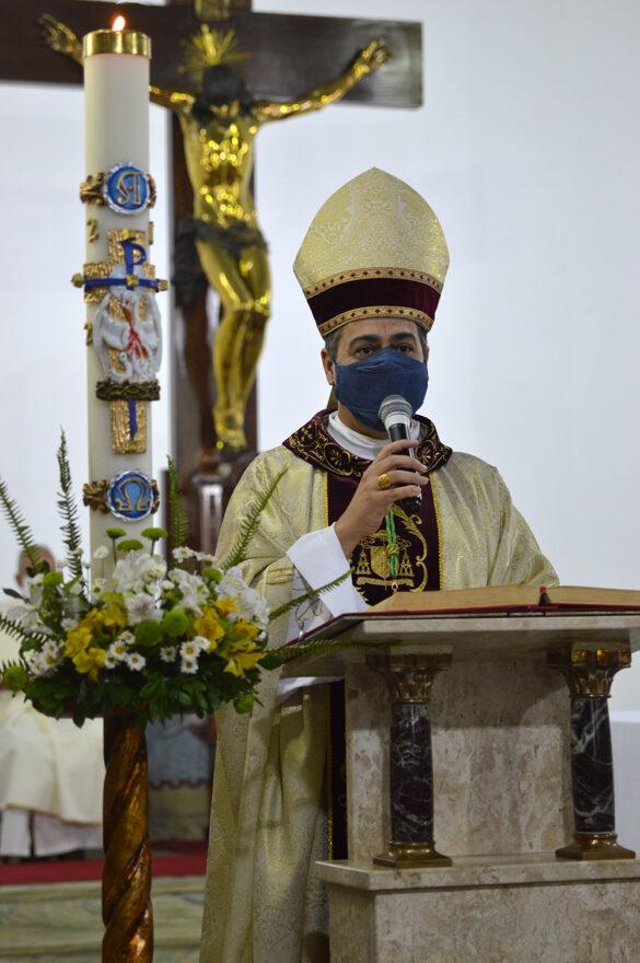 Homilia de dom Edson Oriolo no Sábado Santo – Vigília Pascal