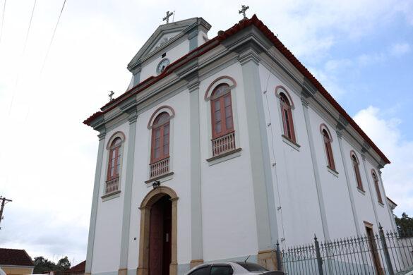 Missa em Santo Antônio do Aventureiro faz memória do Pe. Antônio José Gabriel