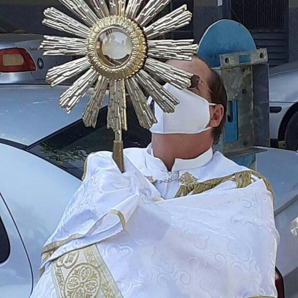 Paróquias celebram a Solenidade de Corpus Christi