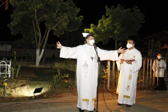 Paróquia São Sebastião de Piraúba celebra 80 anos de Evangelização