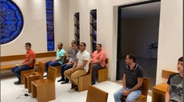Seminário Nossa Senhora de Guadalupe faz memória a São Luís Gonzaga