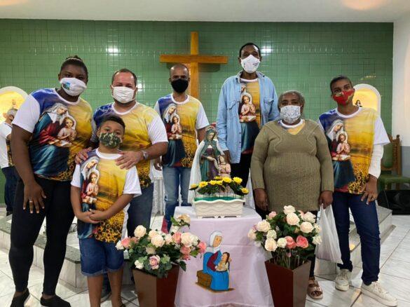 Paróquias e comunidades celebram a festa de Sant'Ana.