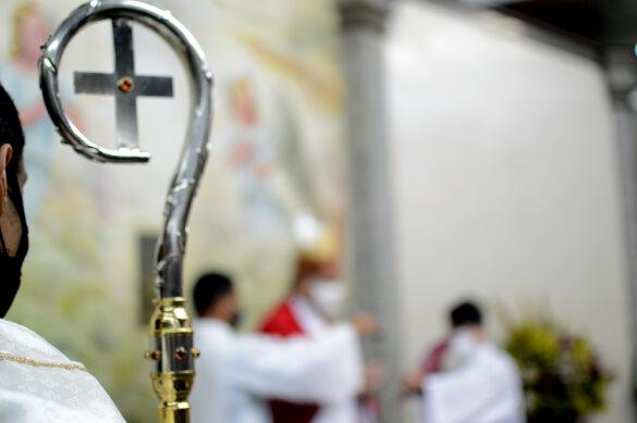 Pe. Eduardo Francisco inicia o seu ministério na Paróquia do Divino Espírito Santo de Ubá.