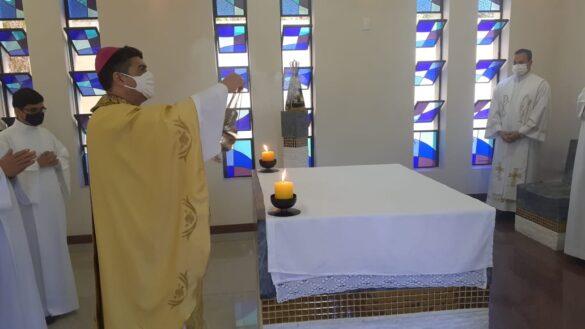 Pe. Alessandro Tavares celebra 4 anos de ordenação sacerdotal