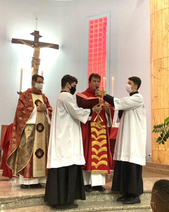 Paróquia São Januário de Ubá celebra o seu padroeiro