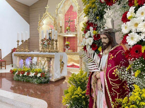 Bispo preside celebrações do Jubileu do Senhor Bom Jesus