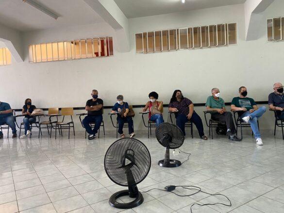 Forania de Cataguases realiza reunião sobre o Conselho Forâneo de Pastoral
