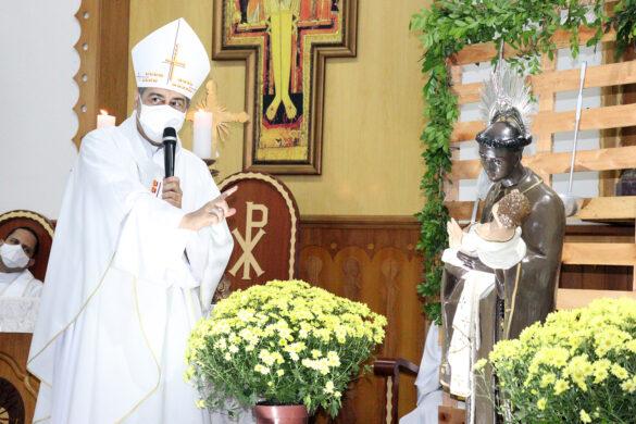 Festa de São Benedito marca o início do Jubileu de 25 anos da paróquia