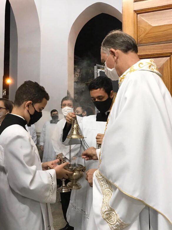 Paróquias de Cataguases, Leopoldina, Rosário da Limeira e Ubá celebram Nossa Senhora do Rosário.