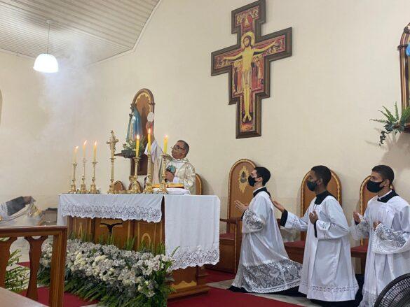 Paróquia São Francisco de Assis de Palma celebra o seu padroeiro.