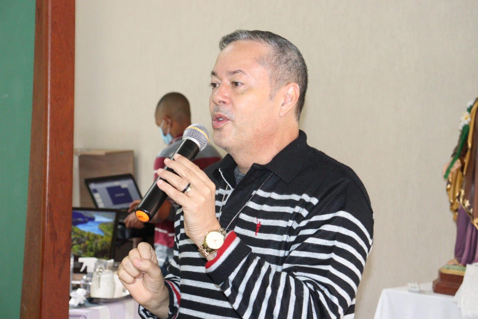 O Pe. Paulo Roberto falou sobre 'Escatologia'