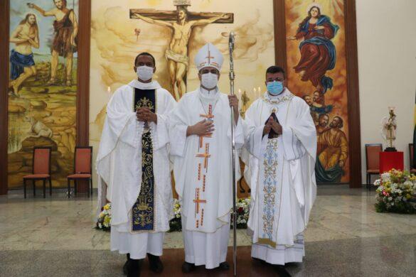 Solenidade de Nossa Senhora Aparecida é celebrada em toda Diocese de Leopoldina.